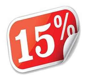 تخفیف ۱۵ درصدی به مناسبت سالگرد تولد آی نماد - 23 min - تخفیف ۱۵ درصدی به مناسبت سالگرد تولد آی نماد